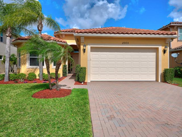 2905 Bellarosa Circle, Royal Palm Beach, FL 33411 (#RX-10506685) :: Ryan Jennings Group