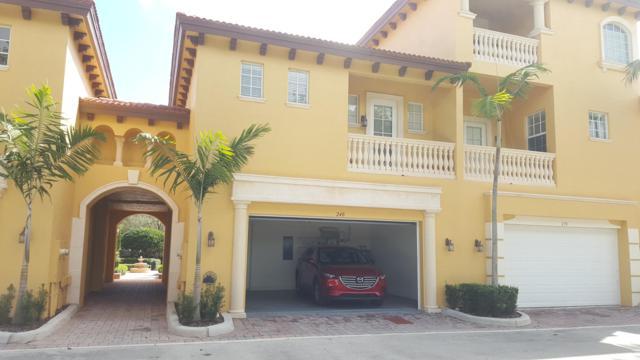 240 NE 69th Circle, Boca Raton, FL 33487 (#RX-10507071) :: Ryan Jennings Group