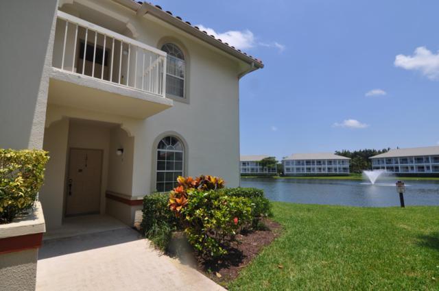 121 Cypress Point Drive #121, Palm Beach Gardens, FL 33418 (#RX-10507080) :: Ryan Jennings Group