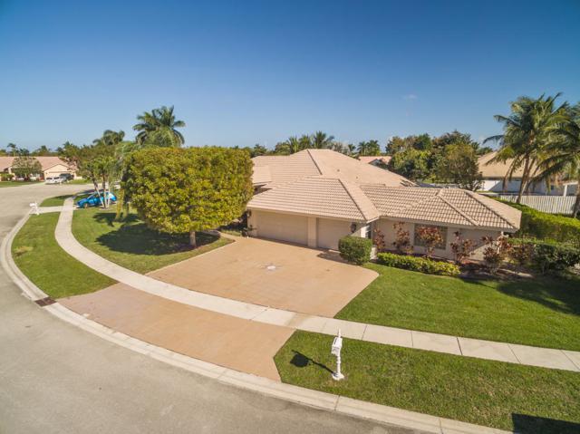 6768 Turtle Point Drive, Lake Worth, FL 33467 (#RX-10507095) :: Ryan Jennings Group