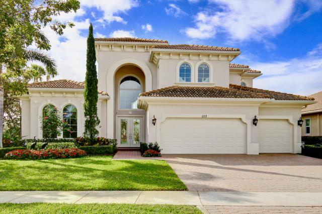 102 Carmela Court, Jupiter, FL 33478 (MLS #RX-10507144) :: The Paiz Group