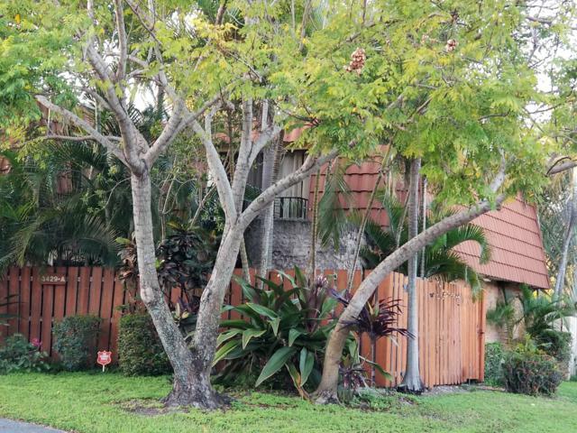 3429 San Bernadino Drive 60-A, Delray Beach, FL 33445 (#RX-10507183) :: Ryan Jennings Group