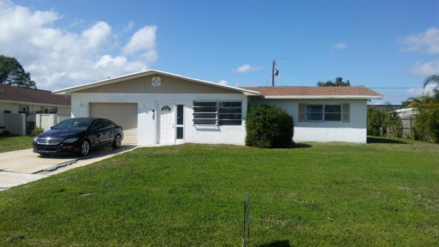 1437 SE Griffin Terrace, Port Saint Lucie, FL 34952 (#RX-10507217) :: The Reynolds Team/Treasure Coast Sotheby's International Realty