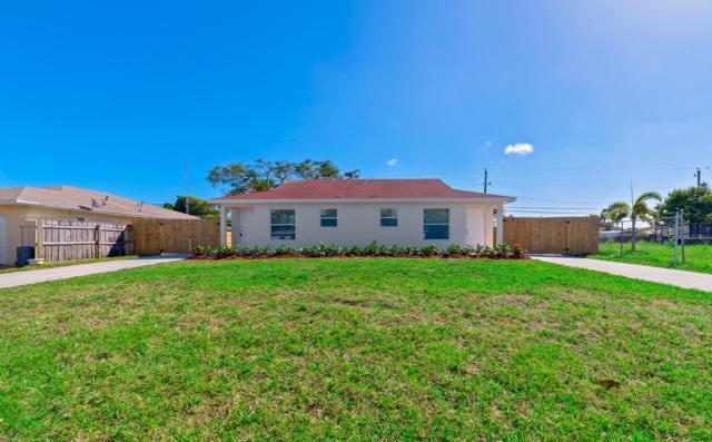 4788 Clinton Boulevard, Lake Worth, FL 33463 (#RX-10507240) :: Ryan Jennings Group