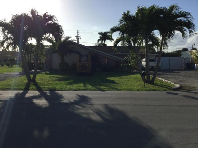 1016 SE 2nd St Street, Belle Glade, FL 33430 (#RX-10507305) :: Ryan Jennings Group