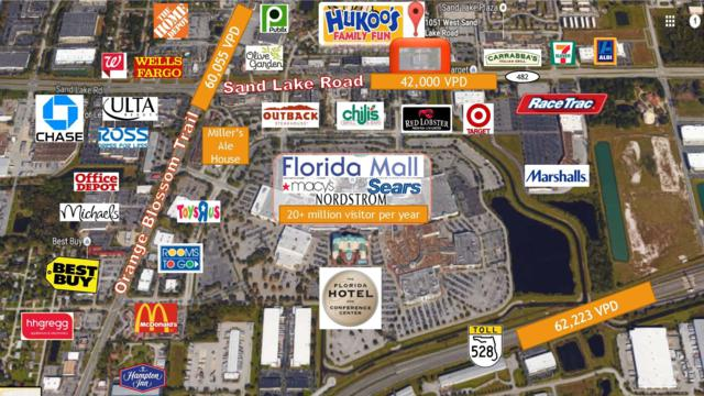 1051 W Sand Lake Road, Orlando, FL 32809 (MLS #RX-10507482) :: The Edge Group at Keller Williams