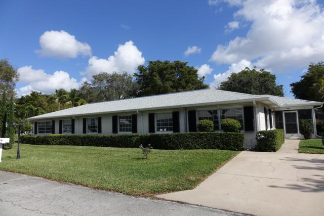 10146 41st Terrace S #234, Boynton Beach, FL 33436 (MLS #RX-10507710) :: EWM Realty International
