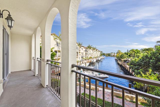 3149 Waterside Circle, Boynton Beach, FL 33435 (MLS #RX-10508105) :: EWM Realty International