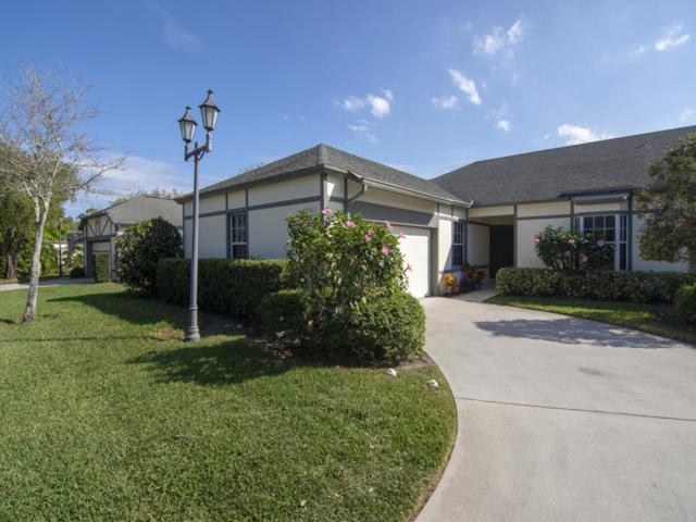 7961 Cambridge Manor, Vero Beach, FL 32966 (MLS #RX-10508145) :: EWM Realty International