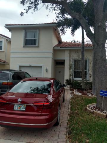 5744 Green Island Drive, Lake Worth, FL 33463 (MLS #RX-10508287) :: Berkshire Hathaway HomeServices EWM Realty