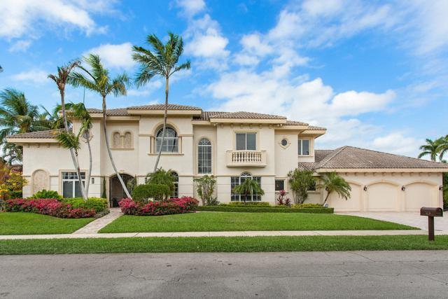 7415 NE Bay Cove Court, Boca Raton, FL 33487 (#RX-10508338) :: The Reynolds Team/Treasure Coast Sotheby's International Realty