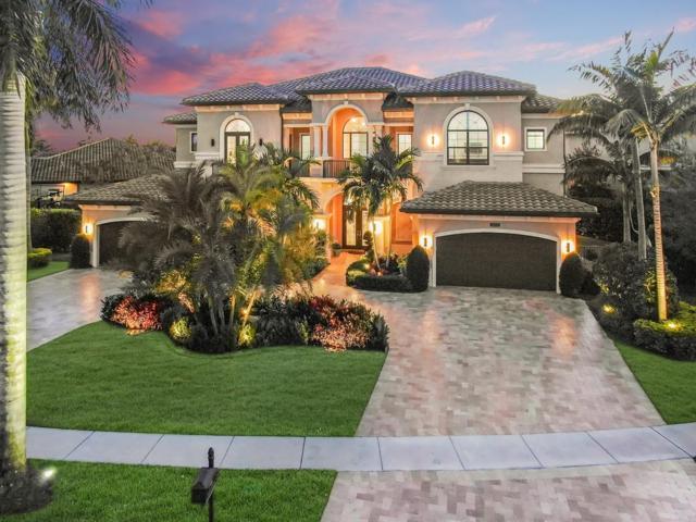 16835 Crown Bridge Drive, Delray Beach, FL 33446 (#RX-10508395) :: The Reynolds Team/Treasure Coast Sotheby's International Realty