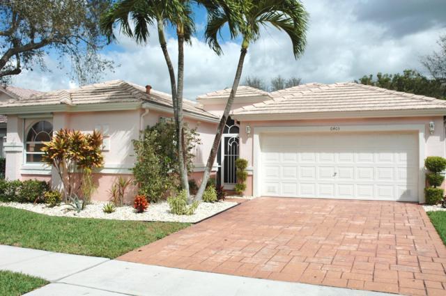 6403 Tiara Drive, Boynton Beach, FL 33437 (#RX-10508434) :: The Reynolds Team/Treasure Coast Sotheby's International Realty