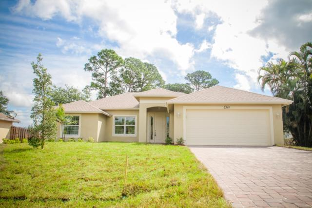 3341 SW Frankford Street, Port Saint Lucie, FL 34953 (#RX-10508753) :: The Reynolds Team/Treasure Coast Sotheby's International Realty