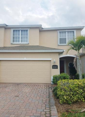 6643 Liberty Place, Vero Beach, FL 32966 (MLS #RX-10508837) :: Berkshire Hathaway HomeServices EWM Realty
