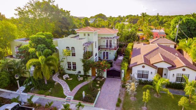 724 Park Place, West Palm Beach, FL 33401 (#RX-10509134) :: The Reynolds Team/Treasure Coast Sotheby's International Realty
