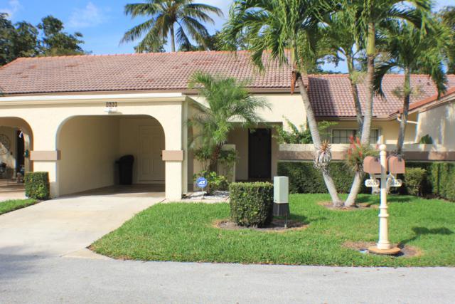 5655 Parkwalk Circle E, Boynton Beach, FL 33472 (MLS #RX-10509210) :: Berkshire Hathaway HomeServices EWM Realty