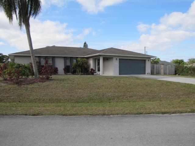 702 NW Orchid Street, Port Saint Lucie, FL 34983 (#RX-10509314) :: The Reynolds Team/Treasure Coast Sotheby's International Realty