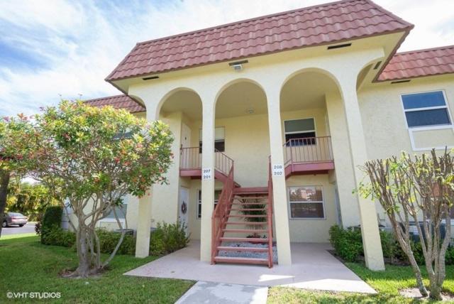 717 S Us Highway 1 #207, Jupiter, FL 33477 (MLS #RX-10509369) :: Berkshire Hathaway HomeServices EWM Realty