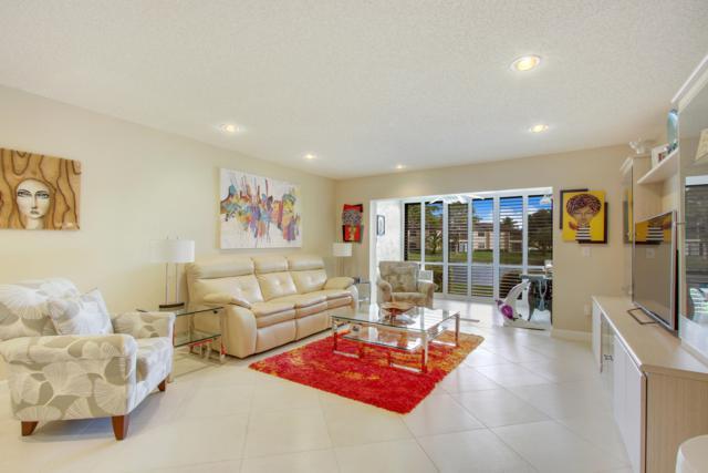 9279 Vista Del Lago E, Boca Raton, FL 33428 (MLS #RX-10509404) :: EWM Realty International