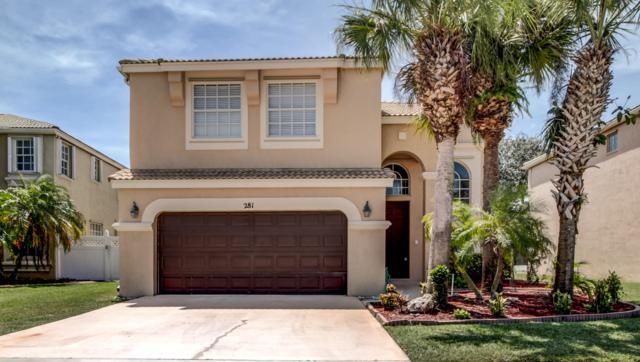 281 Saratoga Boulevard E, Royal Palm Beach, FL 33411 (MLS #RX-10509537) :: Berkshire Hathaway HomeServices EWM Realty