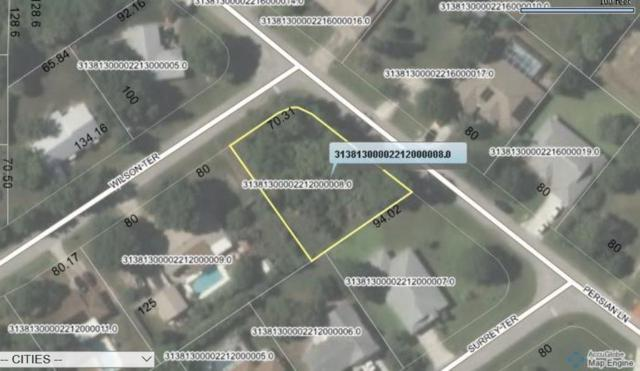 702 Wilson Terrace, Sebastian, FL 32958 (#RX-10509828) :: Ryan Jennings Group