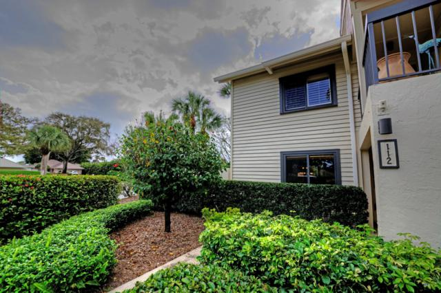 5192 SE Club Way #112, Stuart, FL 34997 (MLS #RX-10510017) :: EWM Realty International