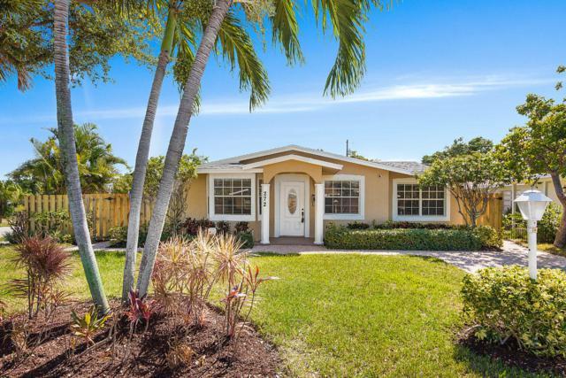 272 NE 13th Street, Delray Beach, FL 33483 (#RX-10510332) :: The Reynolds Team/Treasure Coast Sotheby's International Realty
