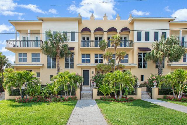 425 N Ocean Boulevard #2, Boca Raton, FL 33432 (MLS #RX-10510341) :: EWM Realty International
