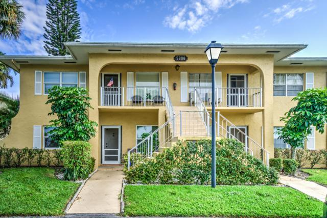 5906 Via Delray B, Delray Beach, FL 33484 (MLS #RX-10510349) :: EWM Realty International