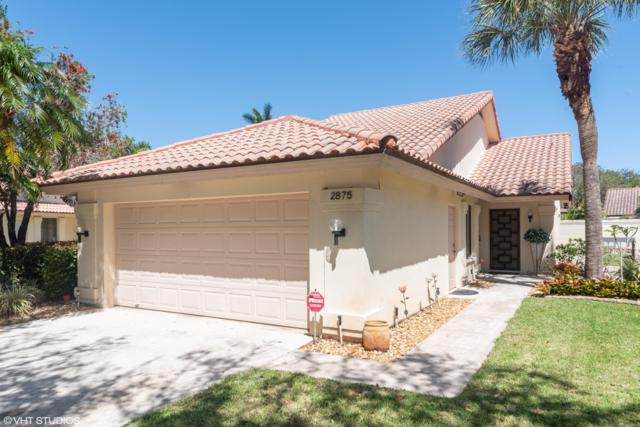 2875 Duquesne Circle, West Palm Beach, FL 33409 (#RX-10510660) :: The Reynolds Team/Treasure Coast Sotheby's International Realty
