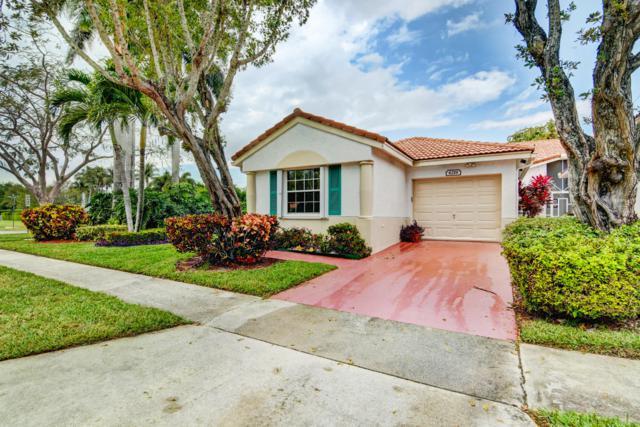 6219 Floral  Lakes Dr., Delray Beach, FL 33484 (MLS #RX-10510881) :: Berkshire Hathaway HomeServices EWM Realty