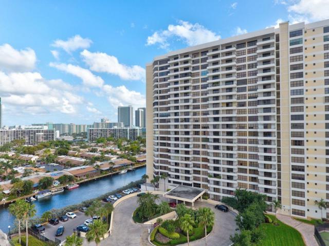 2500 Parkview Drive #615, Hallandale Beach, FL 33009 (MLS #RX-10511580) :: Castelli Real Estate Services