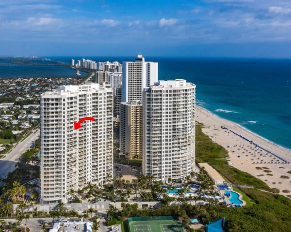 2700 N Ocean Drive 1704B, Singer Island, FL 33404 (#RX-10511756) :: Blue to Green Realty