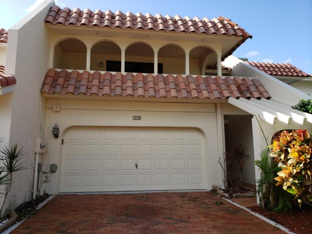 118 Harbor Circle, Delray Beach, FL 33483 (MLS #RX-10511837) :: EWM Realty International
