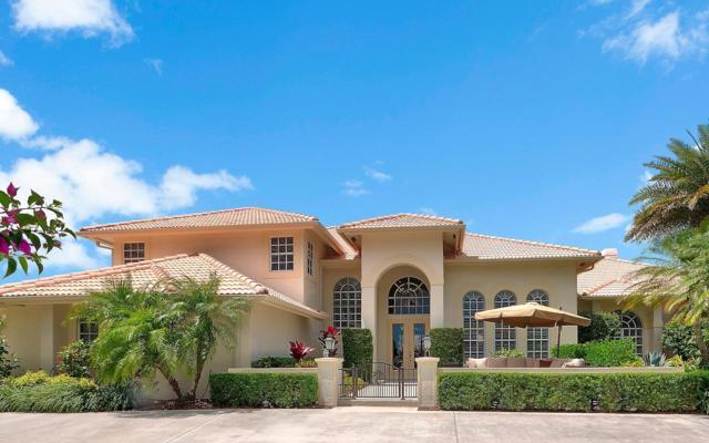 7944 Saddlebrook Drive, Port Saint Lucie, FL 34986 (MLS #RX-10511923) :: Berkshire Hathaway HomeServices EWM Realty