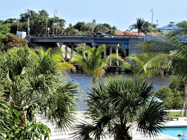 646 Snug Harbor Drive H306, Boynton Beach, FL 33435 (#RX-10512132) :: Ryan Jennings Group
