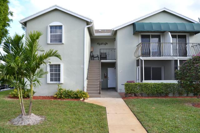 716 Waterside Drive, Hypoluxo, FL 33462 (MLS #RX-10512236) :: Berkshire Hathaway HomeServices EWM Realty