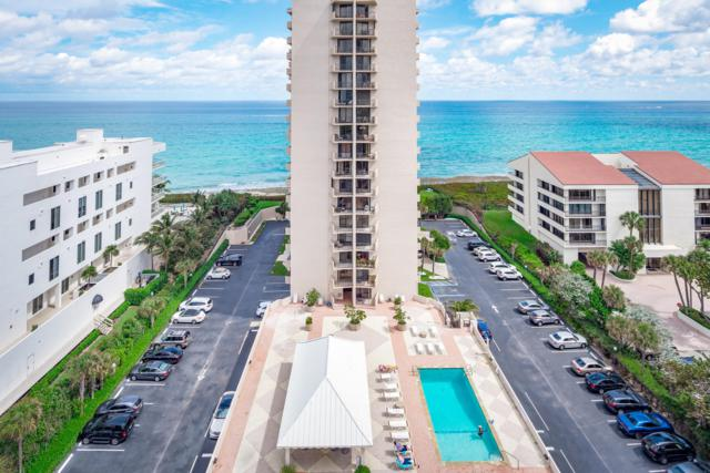 4200 N Ocean Drive 2-1201, Riviera Beach, FL 33404 (MLS #RX-10512264) :: Berkshire Hathaway HomeServices EWM Realty