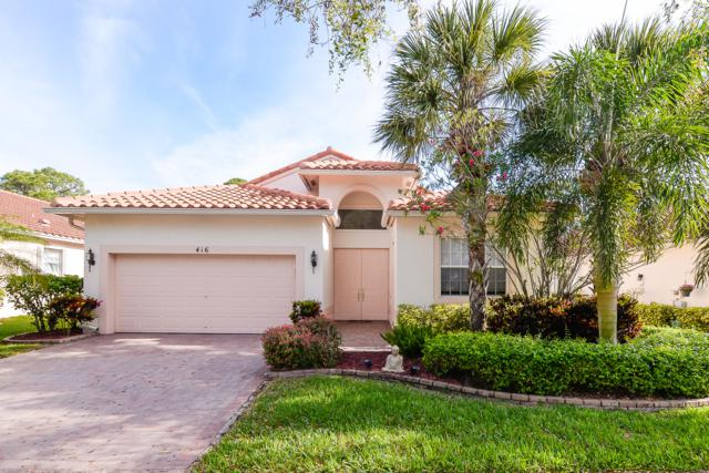 416 NW Sunview Way, Port Saint Lucie, FL 34986 (#RX-10512270) :: The Reynolds Team/Treasure Coast Sotheby's International Realty