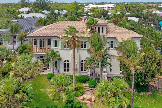 710 N Ocean Boulevard, Delray Beach, FL 33483 (MLS #RX-10512536) :: Berkshire Hathaway HomeServices EWM Realty