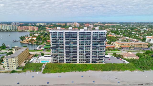 250 S Ocean Boulevard 14H, Boca Raton, FL 33432 (MLS #RX-10512657) :: The Paiz Group