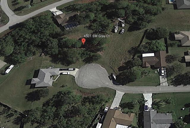 4501 SW Gray Court, Port Saint Lucie, FL 34953 (#RX-10512890) :: The Reynolds Team/Treasure Coast Sotheby's International Realty