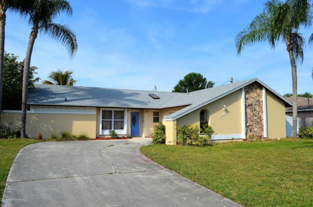 249 NW Goldcoast Avenue, Port Saint Lucie, FL 34983 (#RX-10513031) :: The Reynolds Team/Treasure Coast Sotheby's International Realty
