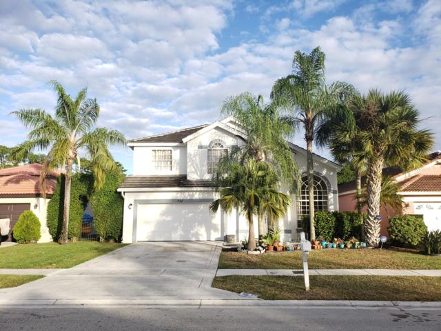722 Lake Wellington Drive, Wellington, FL 33414 (MLS #RX-10513317) :: Berkshire Hathaway HomeServices EWM Realty