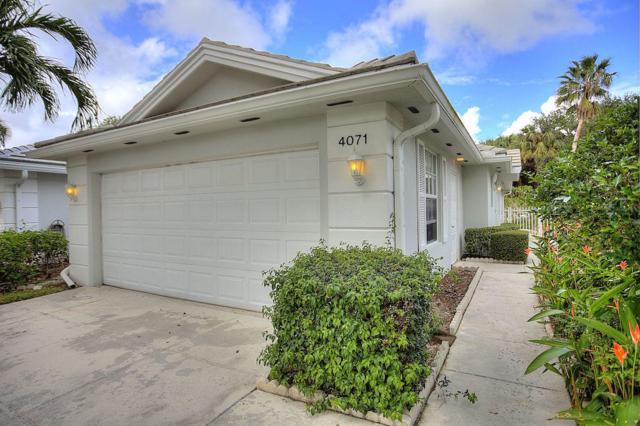 4071 Grove Point Road, Palm Beach Gardens, FL 33410 (MLS #RX-10513386) :: Berkshire Hathaway HomeServices EWM Realty