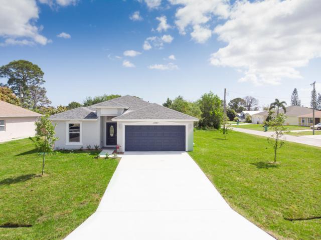 2167 SW Best Street SW, Port Saint Lucie, FL 34984 (#RX-10513403) :: The Reynolds Team/Treasure Coast Sotheby's International Realty
