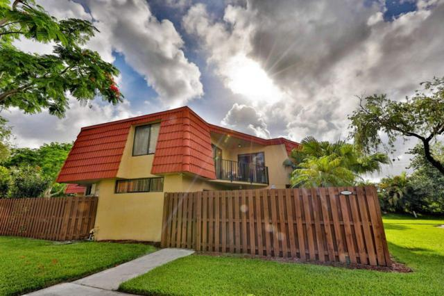 22946 Oxford Place D, Boca Raton, FL 33433 (MLS #RX-10513442) :: Berkshire Hathaway HomeServices EWM Realty