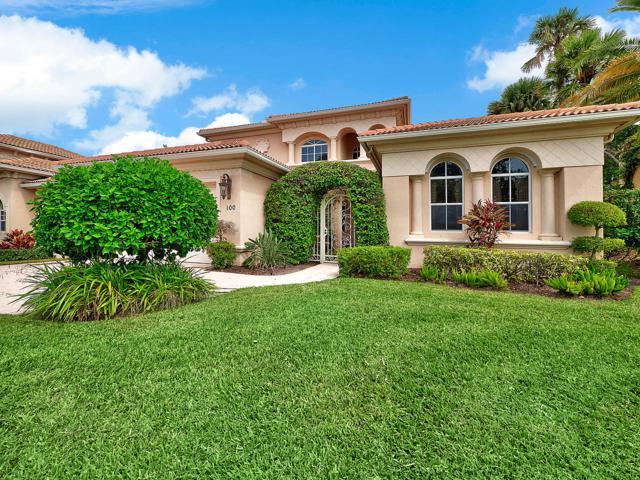 100 Abondance Drive, Palm Beach Gardens, FL 33410 (#RX-10513479) :: The Reynolds Team/Treasure Coast Sotheby's International Realty
