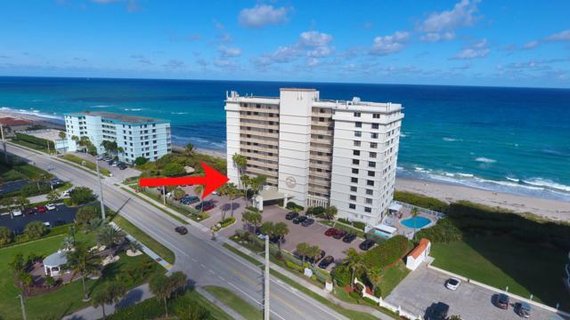 840 Ocean Drive #206, Juno Beach, FL 33408 (#RX-10513655) :: Blue to Green Realty